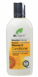 Conditioner - Organic Vitamin E 265ml
