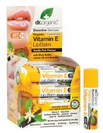 Lip Balm - SPF 15 Organic Vitamin E 5.7ml