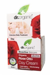 Day Cream Organic Rose Otto 50ml