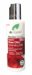 Cleansing Milk Organic Rose Otto 150ml