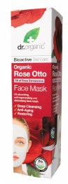 Face Mask Organic Rose Otto 125ml