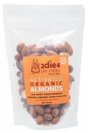 Activated Almonds 120gm