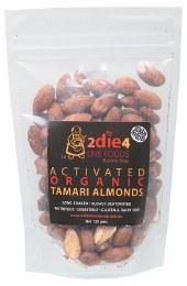 Activated Tamari Almonds 120gm