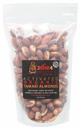 Activated Tamari Almonds 300gm