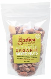 Activated Mixed Nuts Activated with Fresh Whey 120gm