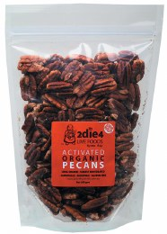 Activated Pecans Activated with Fresh Whey 300gm