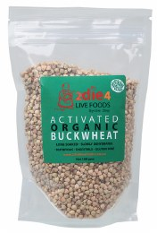 Activated Buckwheat 180gm
