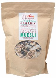 Activated Muesli 600gm