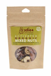 Activated Mixed Nuts Activated with Fresh Whey 40gm
