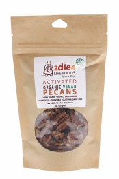 Activated Pecans Vegan 120gm
