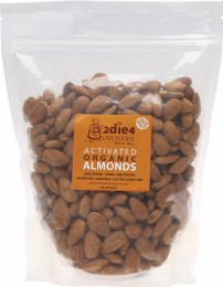 Activated Almonds 600gm