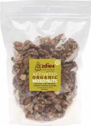 Activated Mixed Nuts Activated with Fresh Whey 600gm