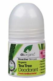 Roll-on Deodorant Organic Tea Tree 50ml