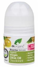 Roll-on Deodorant Organic Virgin Olive Oil 50ml