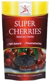 Super Cherries Dried Tart Cherries 150gm