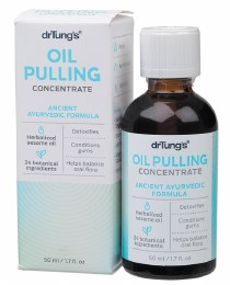 Oil Pulling Concentrate Ancient Ayurvedic Formula 50ml