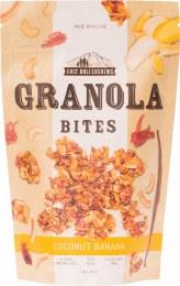 Granola Bites Coconut Banana 150gm