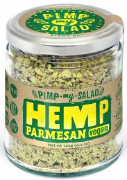 Pimp My Salad Hemp Parmesan