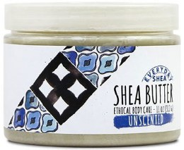Shea Butter Unscented 312gm