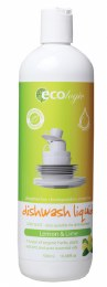 Dishwash Liquid Lemon & Lime 500ml