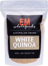White Quinoa Australian Grown Kilo Buy 1kg