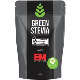 Green Stevia Leaf Powder 100% Pure 250gm