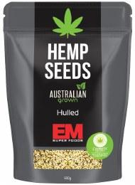 Hemp Seeds - Hulled Australian Grown 500gm