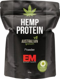 Hemp Protein Australian Grown 500gm
