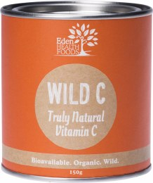 Wild C Natural Vitamin C Powder 150gm