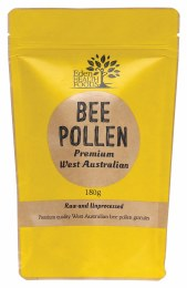 Bee Pollen Raw and Unprocessed 180gm