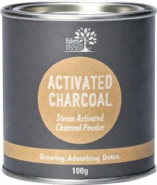 Activated Charcoal Steam Activated Charcoal Powder 100gm