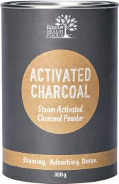 Activated Charcoal Steam Activated Charcoal Powder 300gm