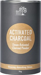 Activated Charcoal Steam Activated Charcoal Powder Large 1kg