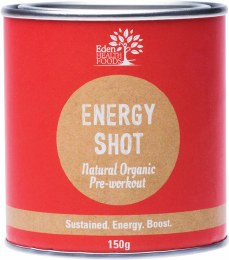 Energy Shot Pre-Workout 150gm