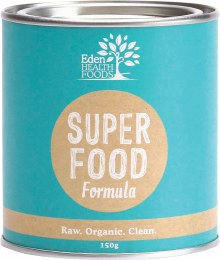 Superfood Certified Organic Greens Powder 150gm