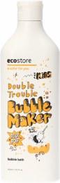 Kids Double Trouble Bubble Maker Pear Pop 400ml