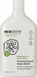 Foaming Hand Wash (Refill) Bergamot & Aloe Vera 500ml