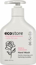 Hand Wash Rose & Geranium 250ml