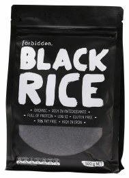 Black Rice 98% Fat Free - Low G.I. 500gm
