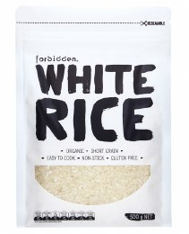 White Rice Short Grain 500gm