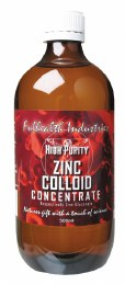 Zinc Colloid Concentrate 500ml