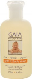 Baby Bath & Body Wash 250ml