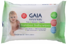 Baby Wipes Bamboo Wipes 20