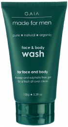 Face & Body Wash For Men 150gm