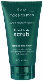Face & Body Scrub For Men 150gm