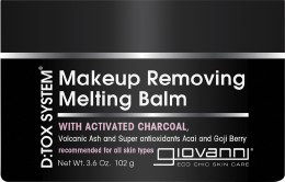 Makeup Removing Melting Balm D:tox System