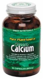 Green Calcium (Plant Source) Capsules (883mg) 60 Caps