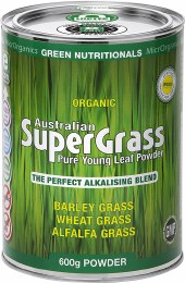 Organic Supergrass Powder