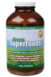 Green Superfoods Powder 450gm