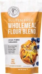Wholemeal Flour Blend Mix 400gm